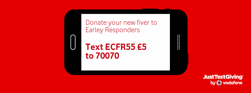<p>Why not donate your first new five pound note to the South Central Ambulance Charity to help support your local CFRs. Did you know: – It costs £10 to supply a T-Shirt uniform to a CFR – Replacement AED pads cost £18 – A phone and pager for a year […]</p>